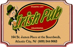 Irish Pub Atlantic City